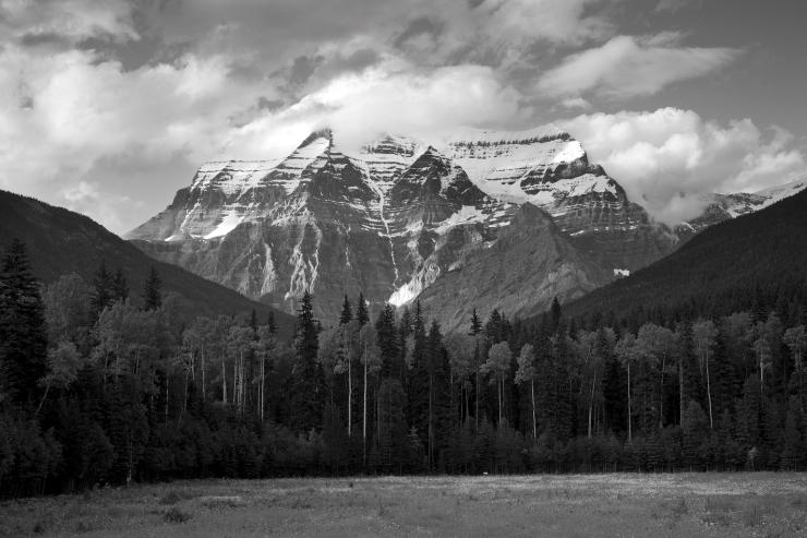 Robson-Mountain
